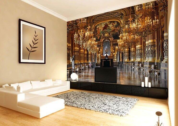 3D Luxusmode Kirche 73 Tapete Wandgemälde Tapete Tapeten Bild Familie DE