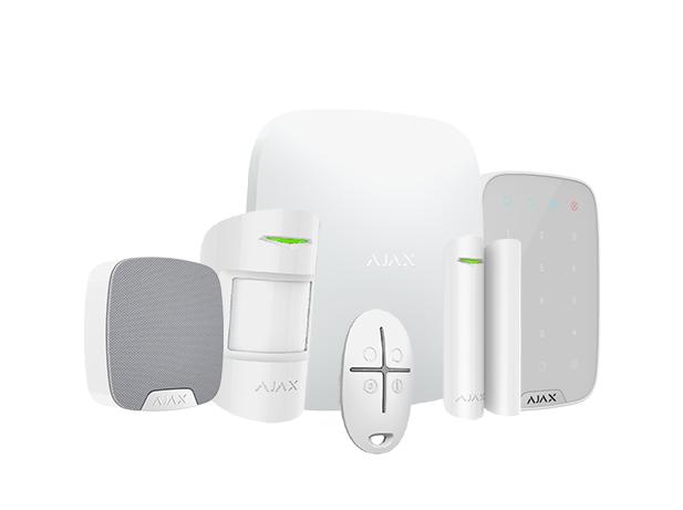 AJAX Alarmanlage & Videoüberwachung Komplett Set