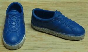 ken blue w white soles tennis shoes sneakers ebay
