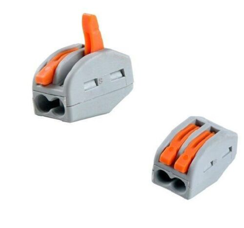 3Pcs Soft And Hard Wire Connector Terminals Wire Universal Joints PCT-212