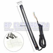 8inch 12V 32LED Motorcycle Light Strip Tail Brake Stop Turn Signal Waterproof IP