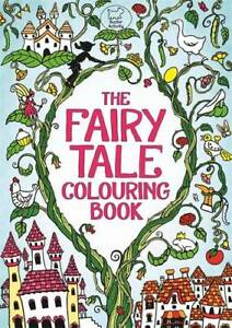The-Fairy-Tale-Colouring-Book-Buster-Activity-Cloyne-Rachel-New