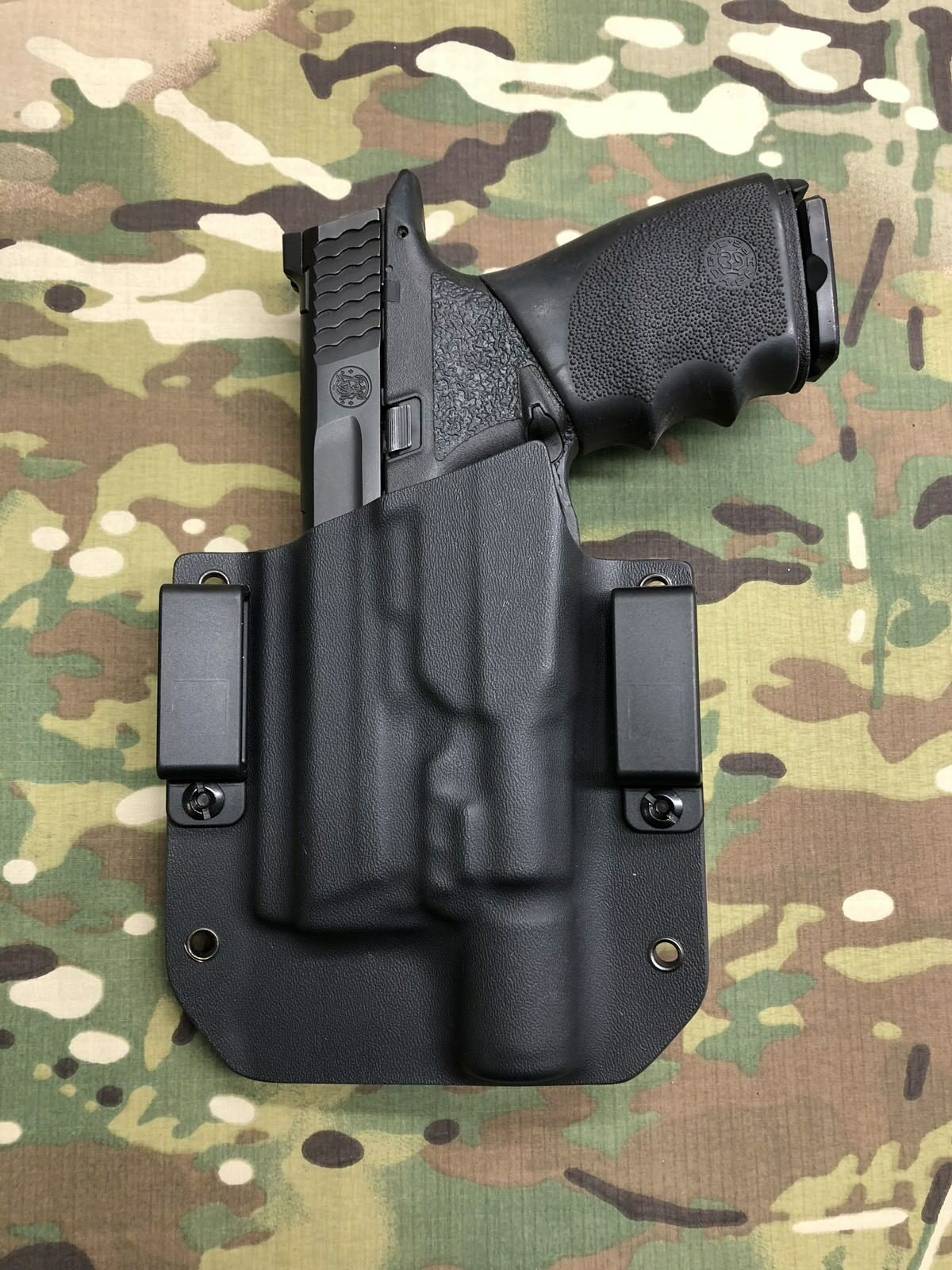 Kryptek for Nomad Kydex Holster for Kryptek M&P Full Größe 9/40/357 Surefire X300 Ultra A 7b8808