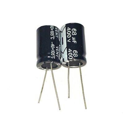 5PCS 1000uF 63V 1000MFD 63Volt Electrolytic Capacitor 16mm×25mm Radial