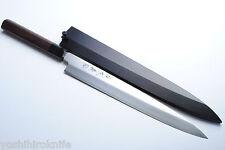 """VG10 Stainless Hongasumi Yanagi Shitan 11.8"""" Japanese Sushi Chef knife YOSHIHIRO"""