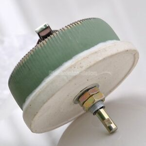 100w 1 ohm high power wirewound potentiometer rheostat variable rh ebay com