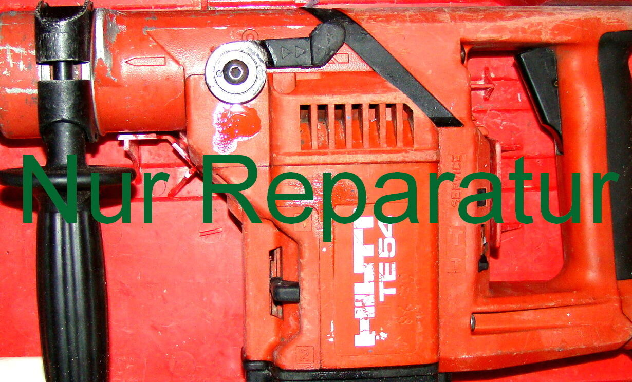 Reparatur Ihrer Hilti TE 25 zum Festpreis