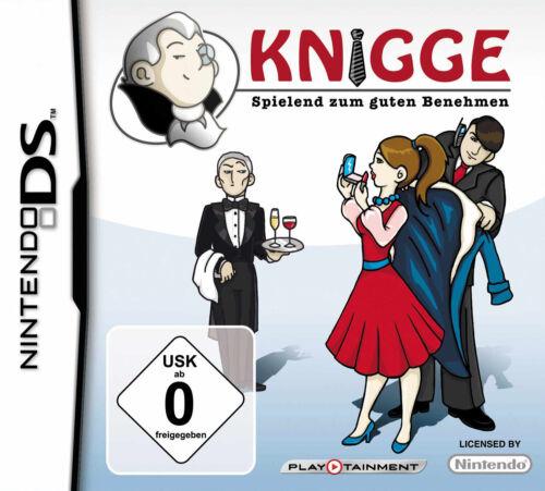 1 von 1 - Knigge - Spielend zum guten Benehmen (Nintendo DS, 2009)