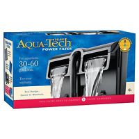 Aqua-tech Power Aquarium Filter, 30 To 60-gallon , New, Free Shipping on sale