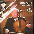Mikló Perényi plays Bach, Brahms & Britten (2010)