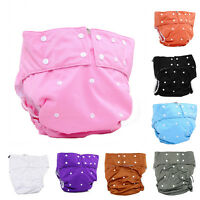 Adjustable Washable Teen /Adult Cloth Diaper Nappy for Bedwetting Incontinence