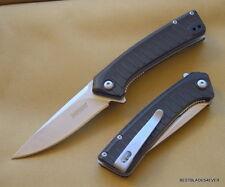 KERSHAW ENTROPY SPRING ASSISTED KNIFE **RAZOR SHARP BLADE** WITH POCKET CLIP