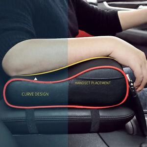 UNIVERSAL-CAR-ARMREST-PAD-AUTO-VEHICLE-CENTER-ARM-CUSHION-TRIM-SUPPORT-CHEERFUL