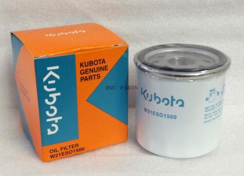 Genuine HH1C032430 Kubota KX080-3 Engine Oil Filter W21ESO1C00