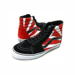 d1bd1f5a8cf70a Vans x Hosoi - SK8 HI PRO - HOSOI RISING SUN - Embroidered - Skate ...