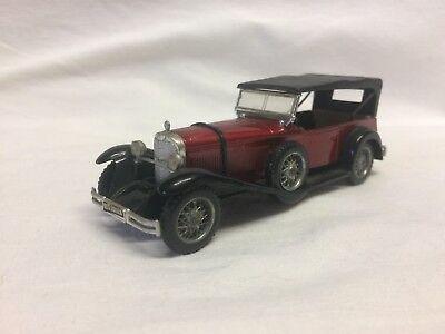 Repro Box Solido Nr.132 Mercedes SS 1928