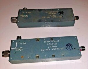 2-4GHZ 2000-4000MHZ RF MICROWAVE FILTER 01341-R4298