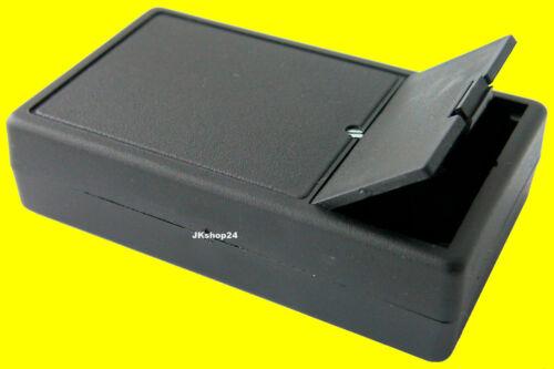 KEMO G01B Kunststoff-Gehäuse m.Batteriefach 9 V/DC 102 x 61 x 26 mm battery case