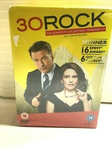 30-ROCK-COMPLETE-SERIES-SEASONS-1-2-3-4-5-6-amp-7-BRAND-NEW-DVD-BOXSET