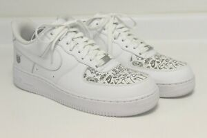 Mens Laser Exclusivo Nike 10 Dhahran White Low o Tama 5 Force Air 1 awxqIY1O