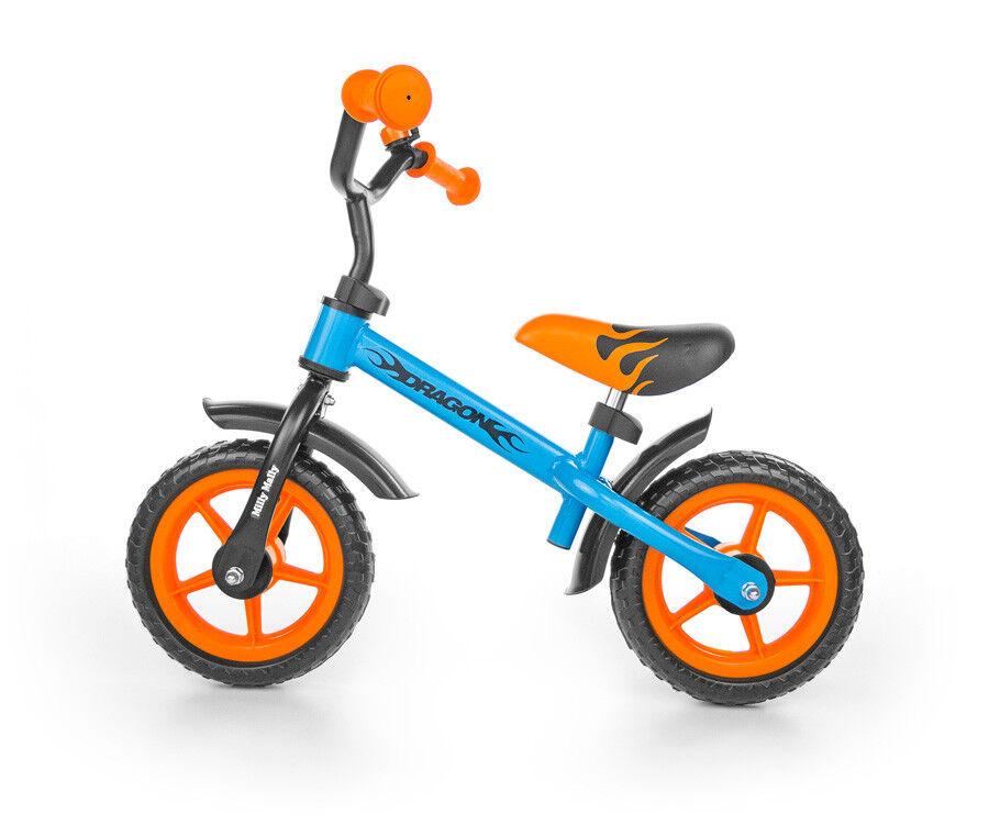 Kinder Laufrad BLAU-Orange Lauflernrad Lernlaufrad Lernrad Kinderlaufrad Rad NEU
