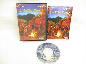 Details about LUNATIC DAWN FX PC-FX Boxed NEC Japan Game pf
