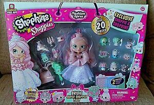 SHOPKINS-SHOPPIES-BRIDIE-SUPER-SHOPPER-PACK-OVER-20-PCS-EXCLUSIVE-SHOPKINS