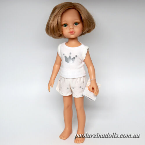 """Paola Reina Las Amigas Carla pajamas 13/"""" doll 13202"""