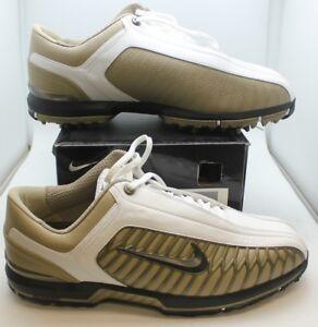 b7ac4eec07fd5 NIB Nike Air Zoom Elite II 336037-193 9 11 W Men s Golf Shoes NOS ...