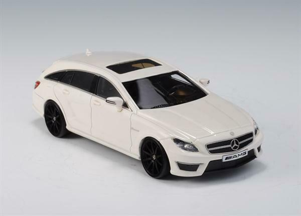 GLM Mercedes Benz AMG CLS63 Shooting 1 43 GLM204901
