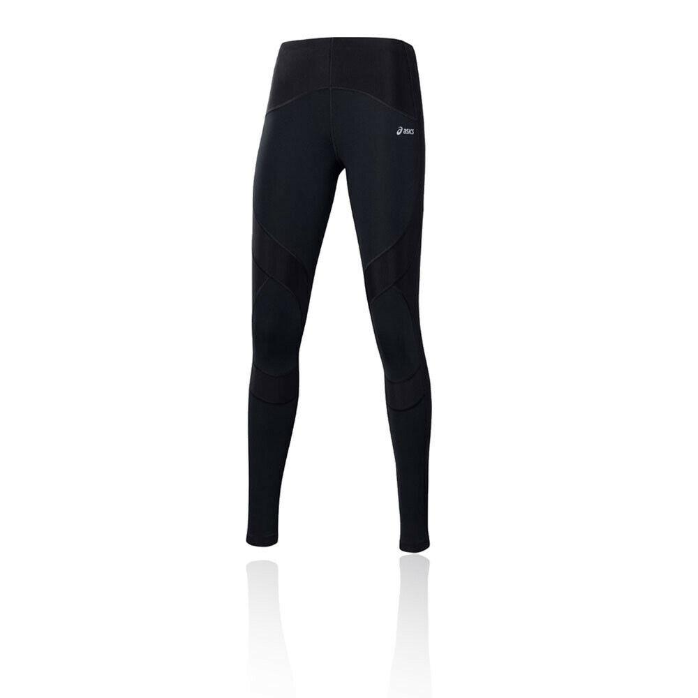 Haut Femme Asics Leg Balance Running Collants Pantalon Pantalon Noir Sport Paquet éLéGant Et Robuste
