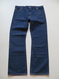 Levi-039-s-517-Bootcut-Jeans-Hose-W-42-L-34-NEU-robuster-dark-Indigo-Denim