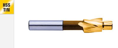 Zielstrebig Flachsenker Din 373 Für Für Kernloch M3-m12 Hss Oder Hss-tin Sk200 Senker