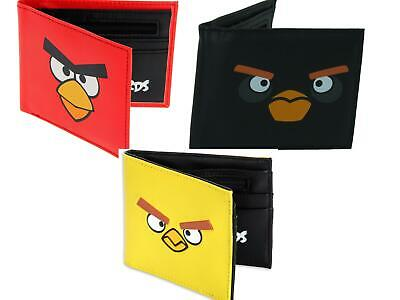 Indipendente Angry Birds Facce Wallet-mostra Il Titolo Originale
