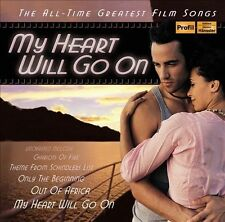 My Heart Will Go on: All-Time Greatest Film Songs, New Music