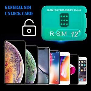 R-SIM12-V16-ICCID-Smart-Unlock-SIM-Card-for-iPhone-XR-6-7-8-Phone-Card-Tool