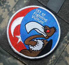 GENERAL DYNAMICS F16 FIGHTING FALCON SWIRL: TuAF 151st Vulture TUNC FiLO SQN