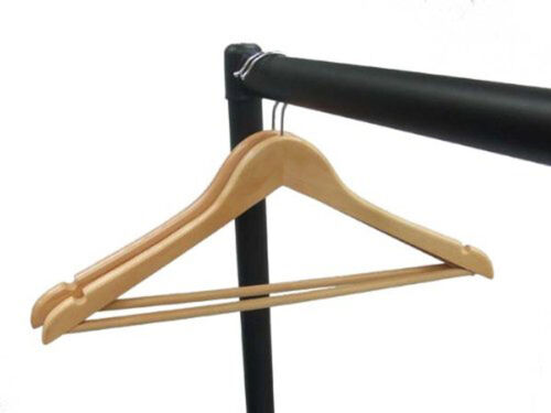 CLOTHES RAILS garment rail display 4ft HEAVY DUTY RAIL