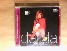 CD RARE / DALIDA FOR EVER N°8 / 1966 1967 / NEUF SOUS CELLO