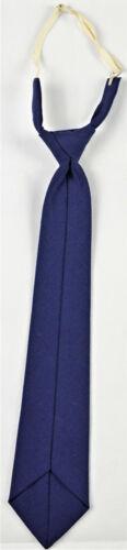 DDR NVA KVP Binder Krawatte Trapo Feuewehr blau mit Gummiband SELTEN!! 2796