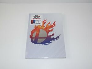 Super-Smash-Bros-Official-Game-Guide-Hardcover-New-Sealed