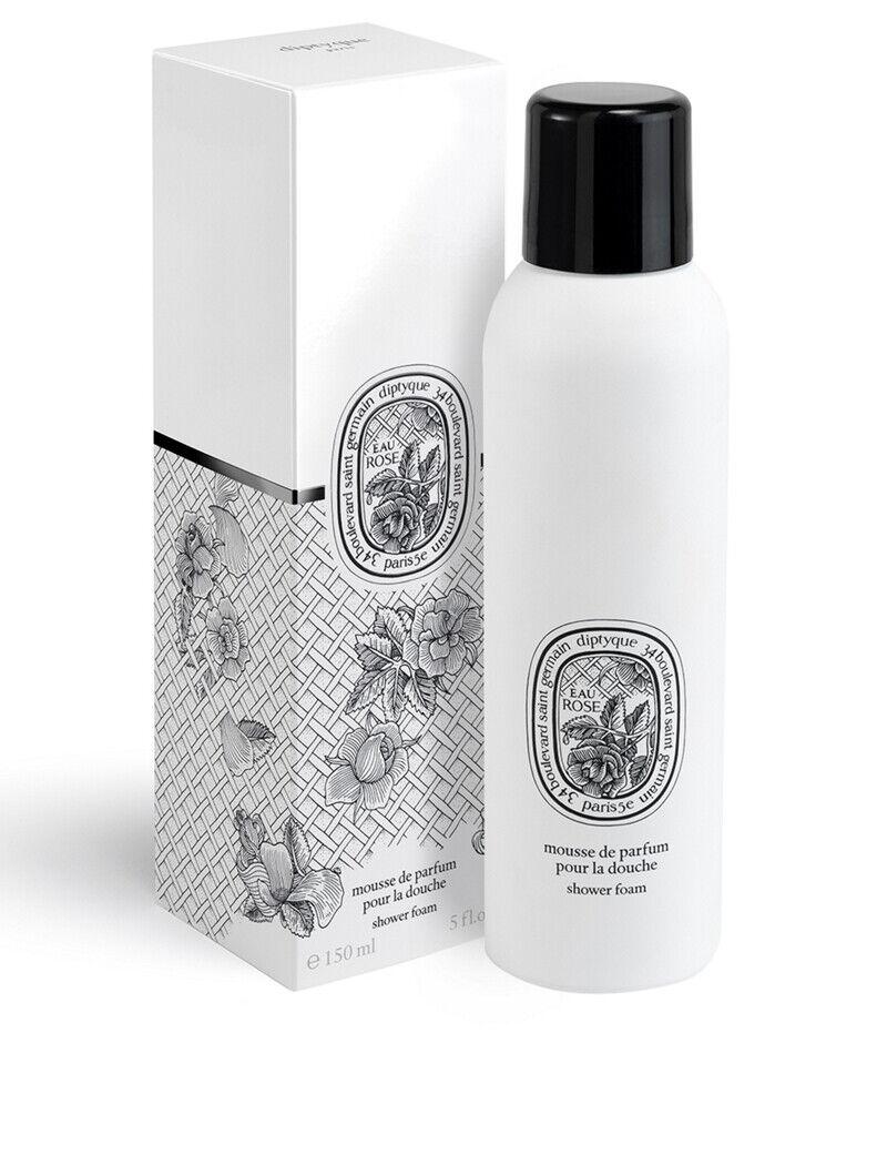 diptyque Eau Rose Shower Foam 20ml for sale online   eBay