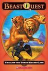 Beast Quest: Trillion the Three-Headed Lion 12 by Adam Blade (2009, Paperback)