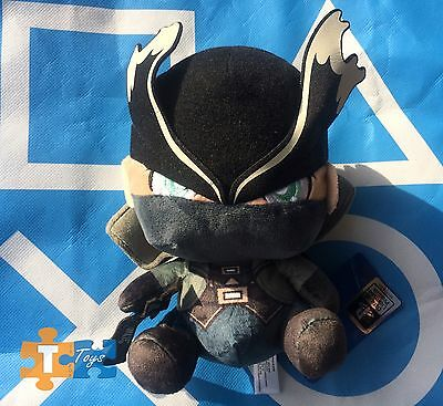 "Bloodborne The Hunter PlayStation Experience 2016 Stubbins Plush Figure ""NEW"""