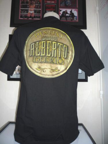 Alberto Rio shirt xl M L Moneta Del m 3x Youth 2x Wwe l T S Catch wXtvdXq