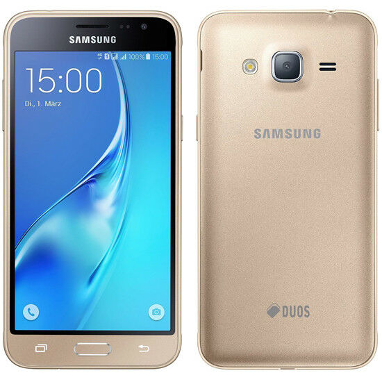 Samsung Galaxy J3 Duos (J320F) - 8 GB - Gold