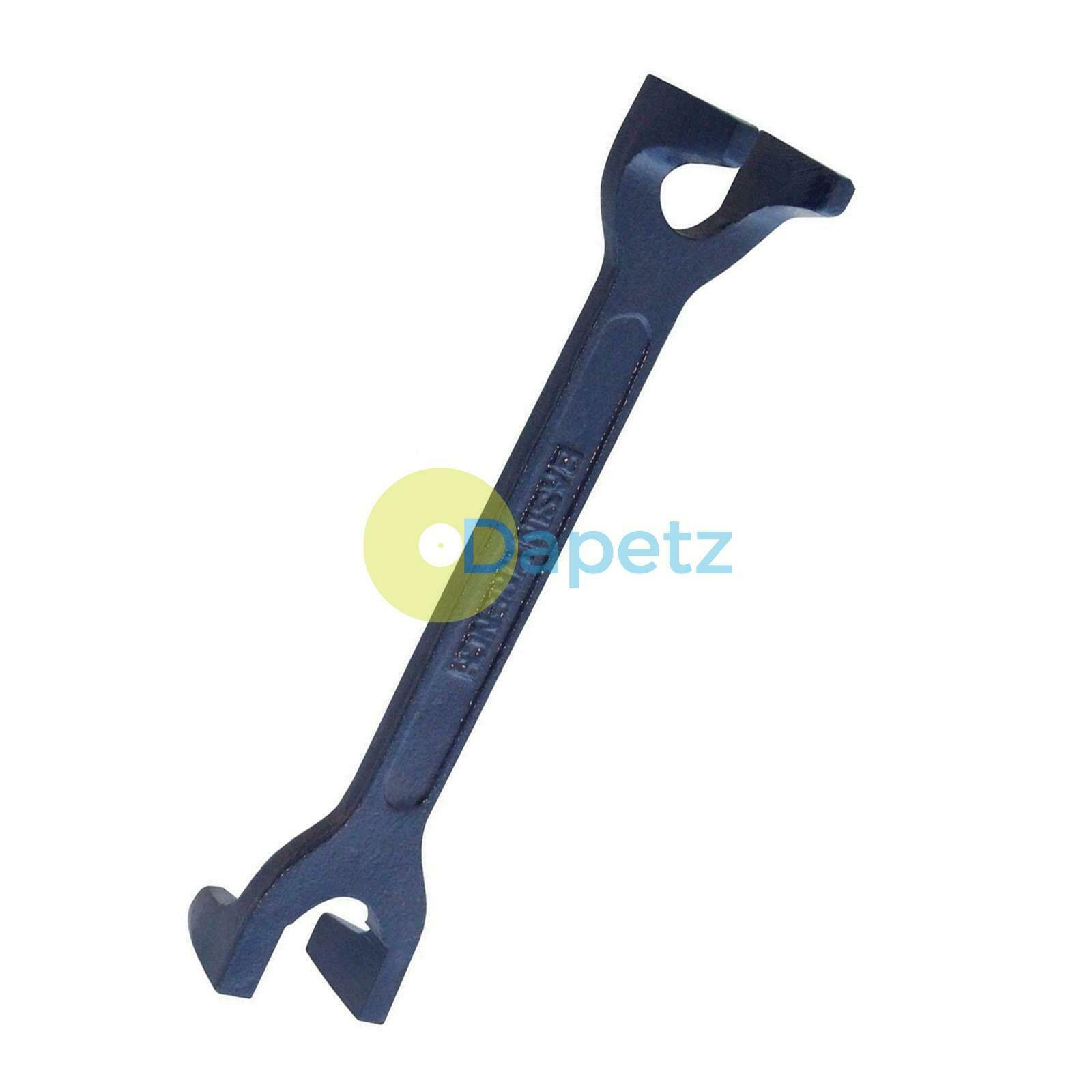 """Fixed Basin Copper Pipe Wrench Tap 1//2/"""" /& 3//4/"""" Sink Plumber 15mm 22mm Bathroom"""
