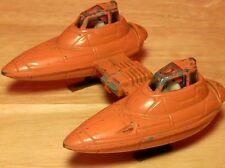 Vintage 1980 Star Wars Die Cast Twin Pod Cloud Car Vehicle