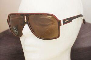 c349311a1ce69 Image is loading CARRERA-1001-S-POLARIZED-sunglasses-C9KSP-Matte-Havana-