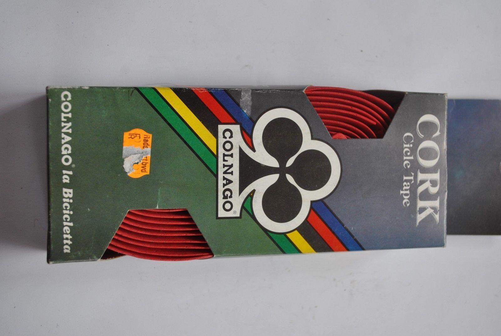 VINTAGE NOS Colnago Cork  handlebar tape  best quality